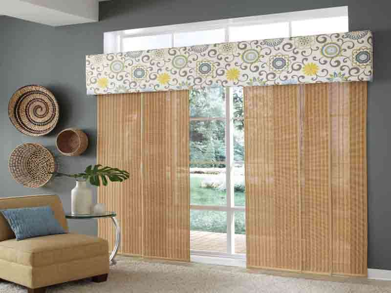 Manh Truc Woven Shades Accent On Windows